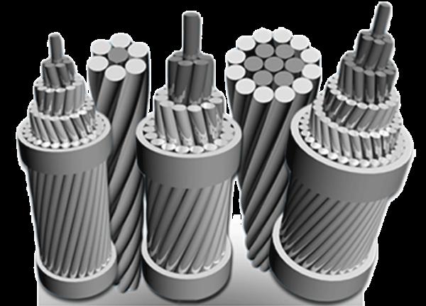 هادی آلومینیومی تقویت شده با فولاد AW(ACSR/AW)